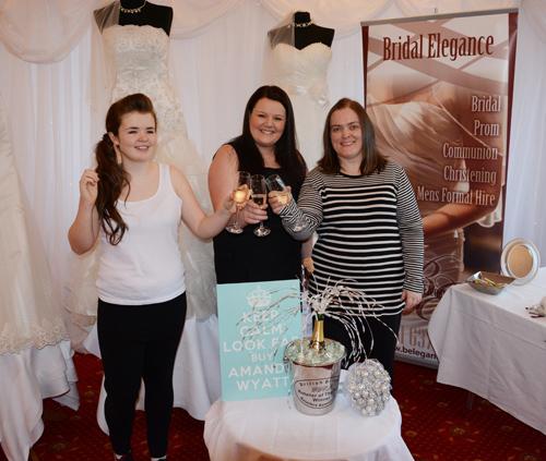 Bridal Elegance Eccles winner of 2013 British Bridal REtailer of the Year